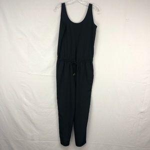 Lauren Ralph Lauren Black Sleeveless Jumpsuit